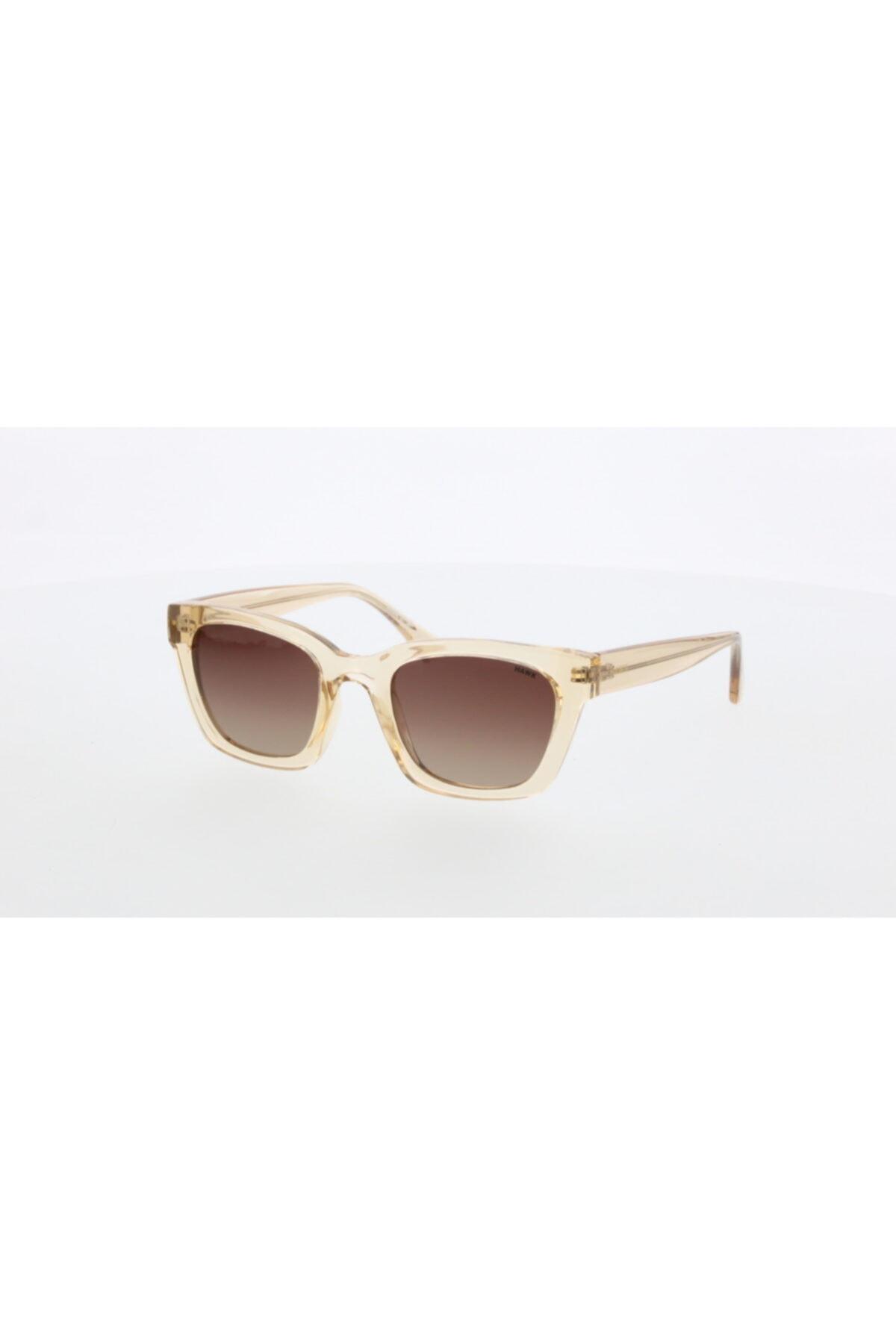 عینک دودی اسپرت برند HAWK رنگ قهوه ای کد ty99898531