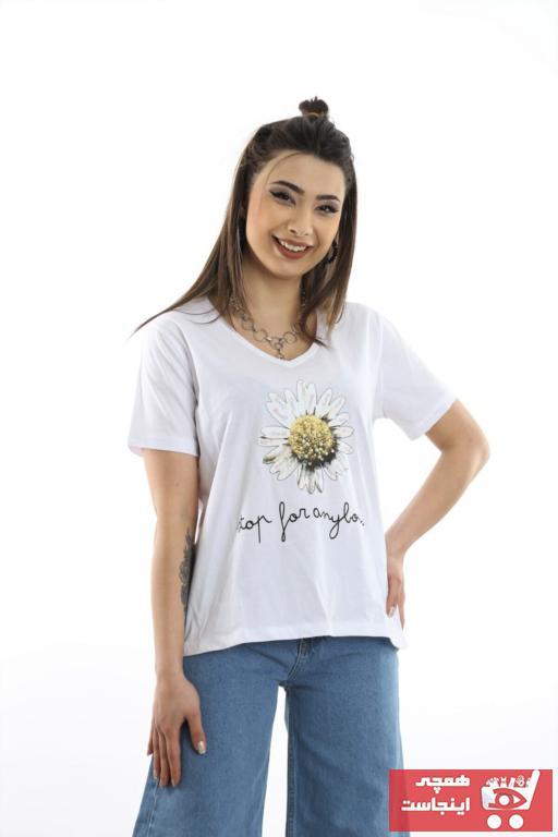 خرید ارزان پولوشرت فانتزی زنانه برند BUTİK FEEL کد ty99902607