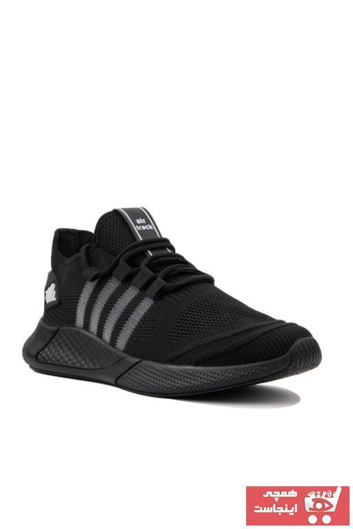 خرید ارزان کفش اسپرت مردانه اسپرت برند AIRTRACK رنگ مشکی کد ty99934069