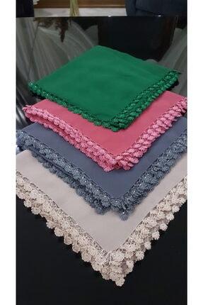 روسری زنانه ترک برند Karadağ Ticaret رنگ سبز کد ty111880760