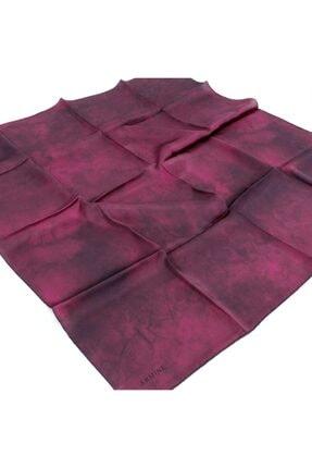 روسری جدید برند Armine رنگ زرشکی ty118008200