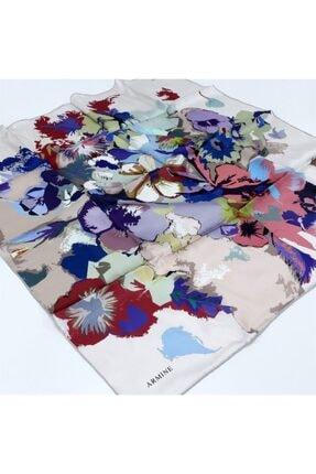 خرید روسری زنانه شیک مجلسی برند Armine رنگ بنفش کد ty118074280