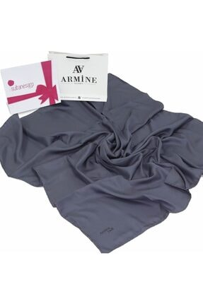 روسری فانتزی برند Armine رنگ نقره ای کد ty118450377
