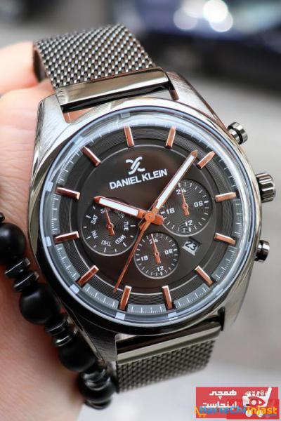 خرید نقدی ساعت مردانه  برند Daniel Klein رنگ نقره ای کد ty100253758