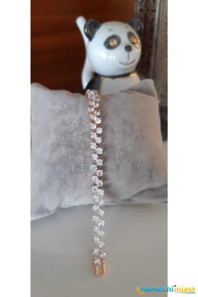 فروش دستبند زنانه فانتزی برند Bella Accessories رنگ طلایی ty100887504
