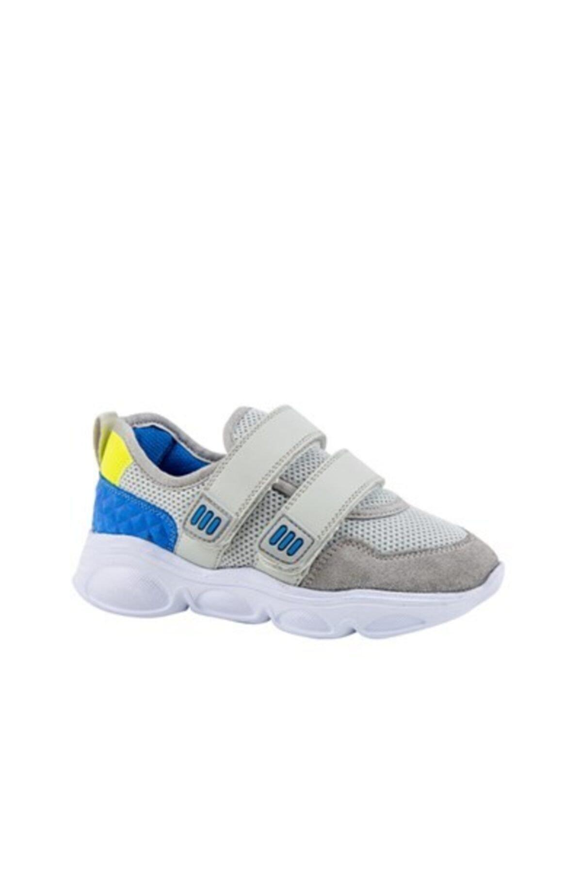 کفش اسپرت بچه گانه پسرانه فروشگاه اینترنتی برند kids A more رنگ نقره ای کد ty101122810