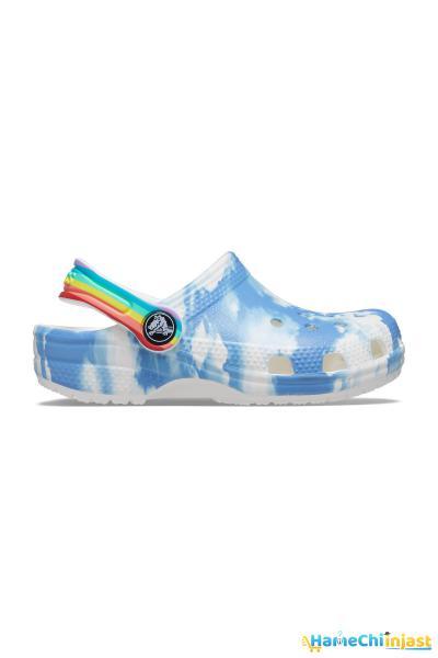 خرید دمپایی بچه گانه پسرانه فانتزی برند Crocs Kids کد ty101210353