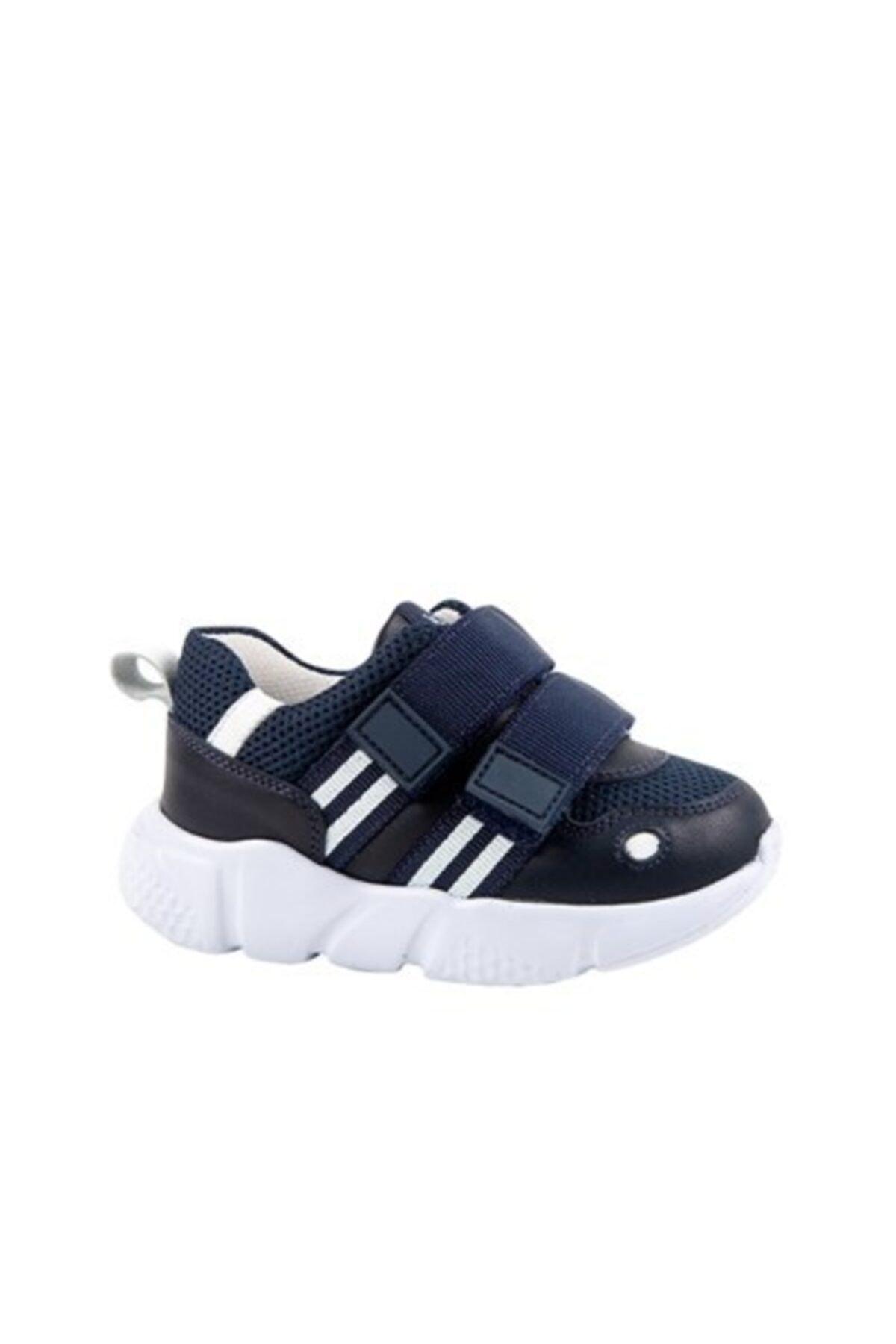 کفش اسپرت بچه گانه پسرانه ترک برند kids A more رنگ لاجوردی کد ty101281968