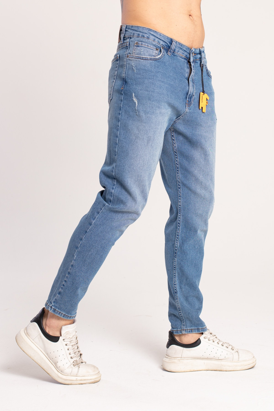خرید انلاین شلوار جین طرح دار برند Catch رنگ آبی کد ty101417525