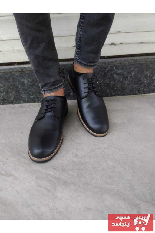 فروش پستی ست کفش کلاسیک مردانه برند capel hor-se رنگ مشکی کد ty101720281