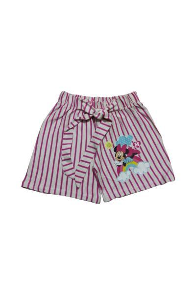 قیمت شورتک دخترانه برند minibigkids رنگ صورتی ty103130429