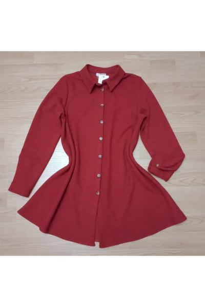 ژاکت زنانه مجلسی برند neşem butik رنگ نارنجی کد ty103130795