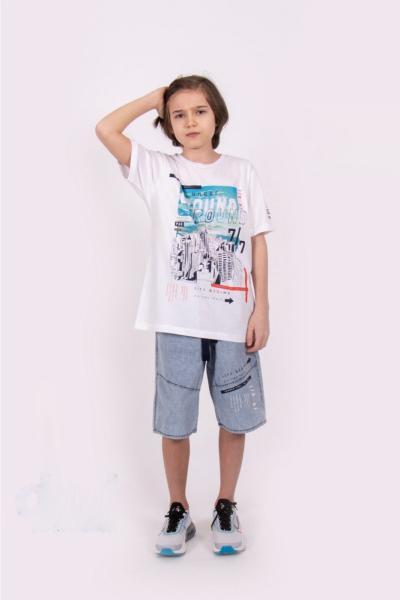 تی شرت جدید برند DMB BOYS & GIRLS کد ty103662321