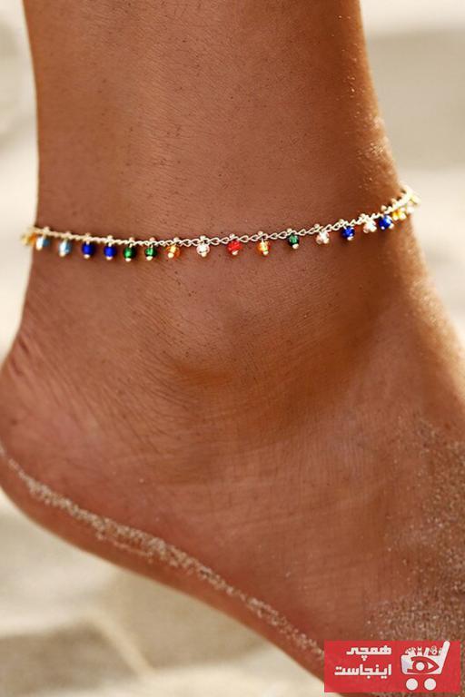 فروش پابند زنانه 2021 برند Dora Accessories رنگ طلایی ty105120124