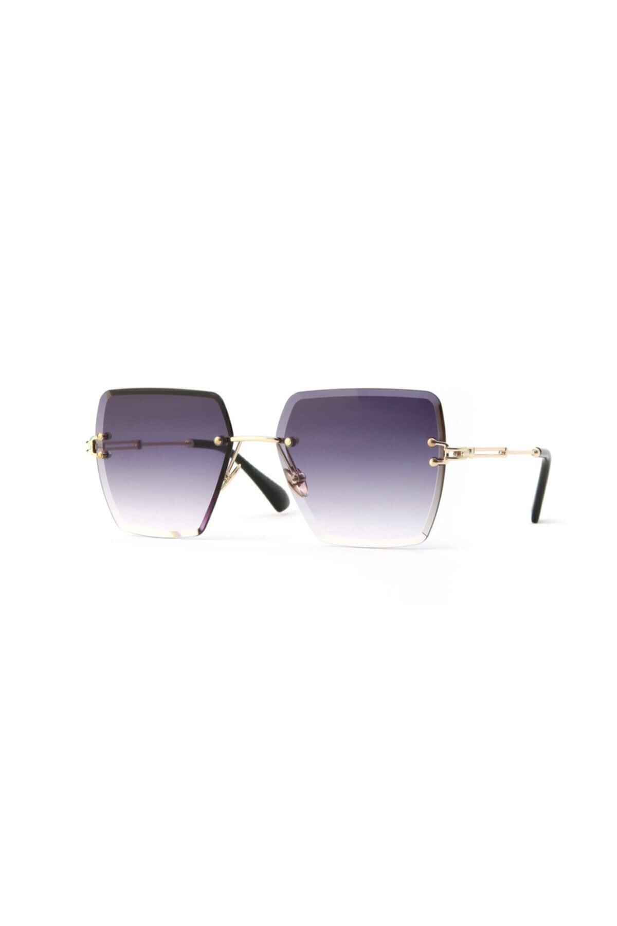 عینک آفتابی زنانه ساده برند Atlas Accessory رنگ مشکی کد ty106512184