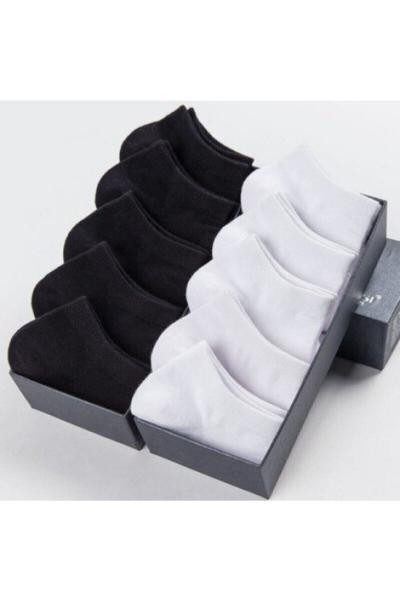جوراب 2021 مدل جدید برند İkonik Socks رنگ مشکی کد ty106519358