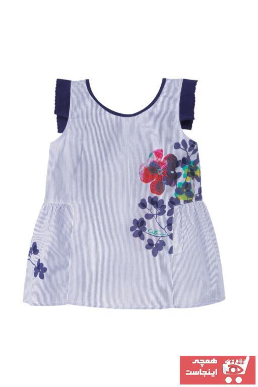 خرید نقدی تونیک تونیکک دخترانه برند Catimini رنگ آبی کد ty106730851