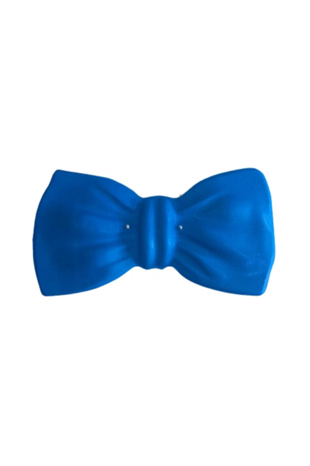 پاپیون طرح دار برند MİRGE رنگ آبی کد ty107727711