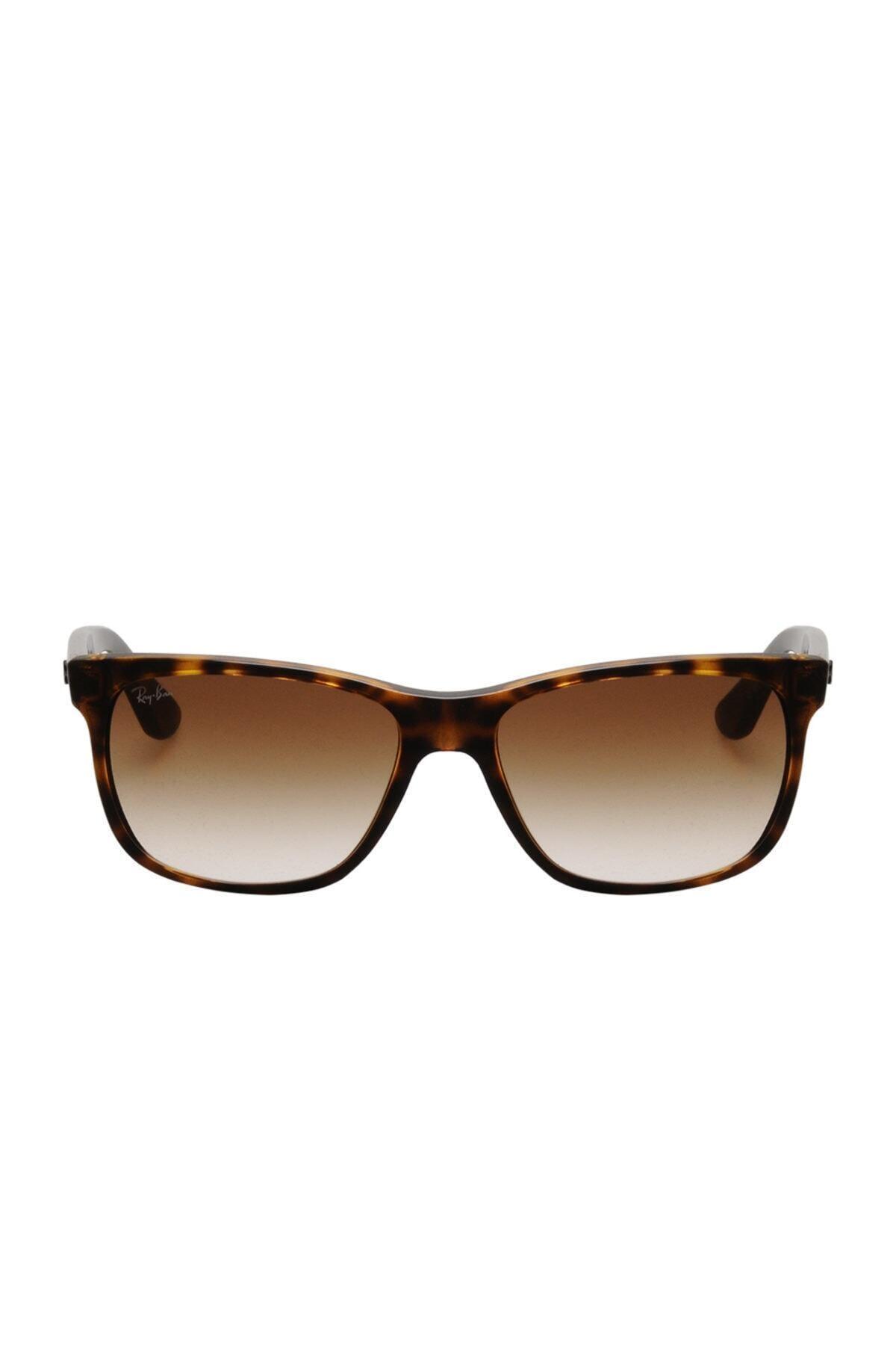 خرید انلاین عینک دودی طرح دار برند ری بن کد ty1266906