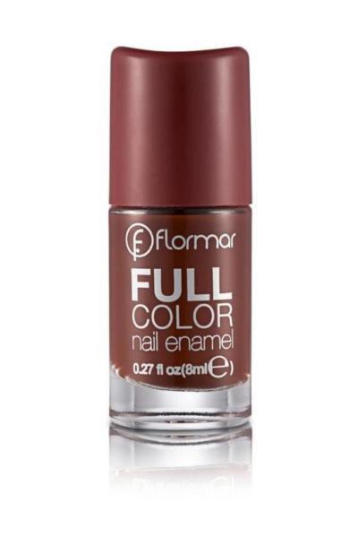 فروشگاه لاک ناخن از ترکیه برند Flormar رنگ قهوه ای کد ty2426252