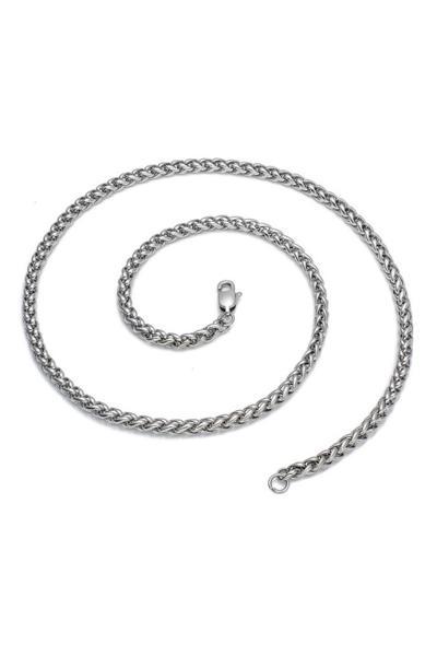گردنبند مردانه ارزان قیمت برند Chavin رنگ نقره کد ty31108924