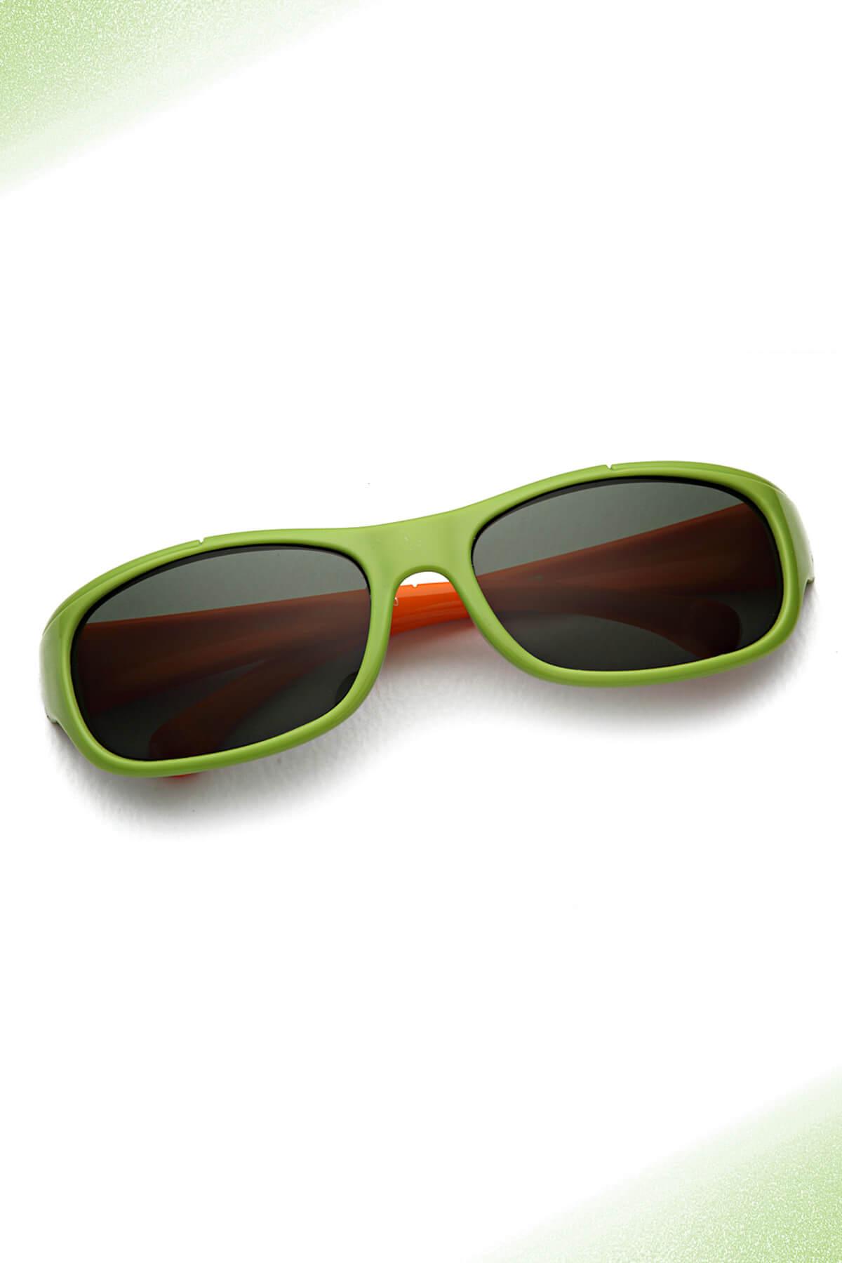 عینک آفتابی بچه گانه پسرانه برند Aqua Di Polo 1987 رنگ سبز کد ty3192762