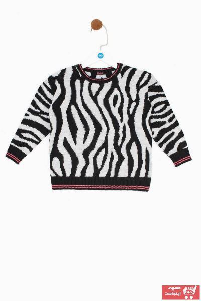 خرید اینترنتی پلیور دخترانه فانتزی برند Tyess کد ty32228077