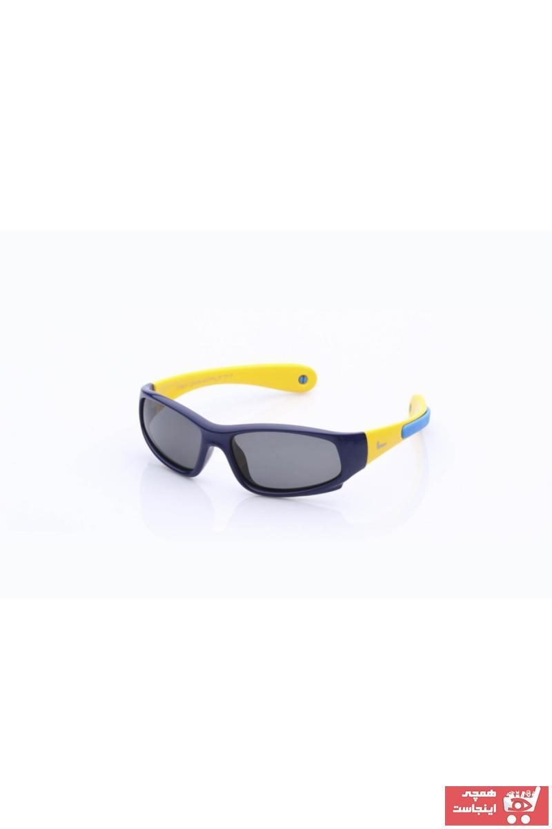 خرید مدل عینک آفتابی بچه گانه دخترانه برند LONNVİ رنگ لاجوردی کد ty32498874