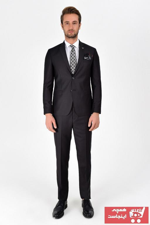 کت شلوار مردانه برند Centone رنگ مشکی کد ty32920083