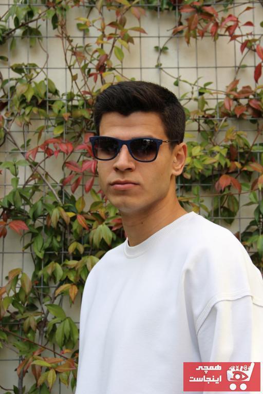 خرید نقدی عینک آفتابی اسپرت 2021 برند HAWK رنگ نقره ای کد ty33808546