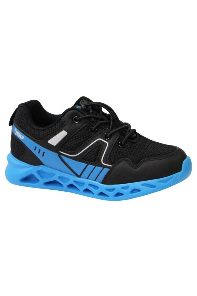 کفش اسپرت بچه گانه پسرانه ترک مجلسی برند Jump رنگ مشکی کد ty34144928