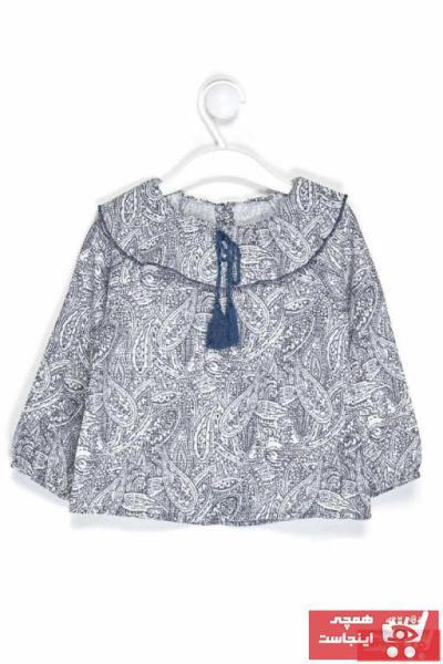 پیراهن نوزاد دختر برند Çikoby رنگ لاجوردی کد ty34376097