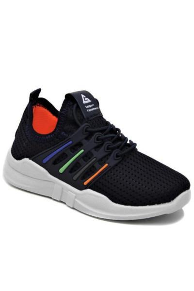 خرید ارزان کفش اسپرت بچه گانه پسرانه  برند GEZER رنگ لاجوردی کد ty36555998
