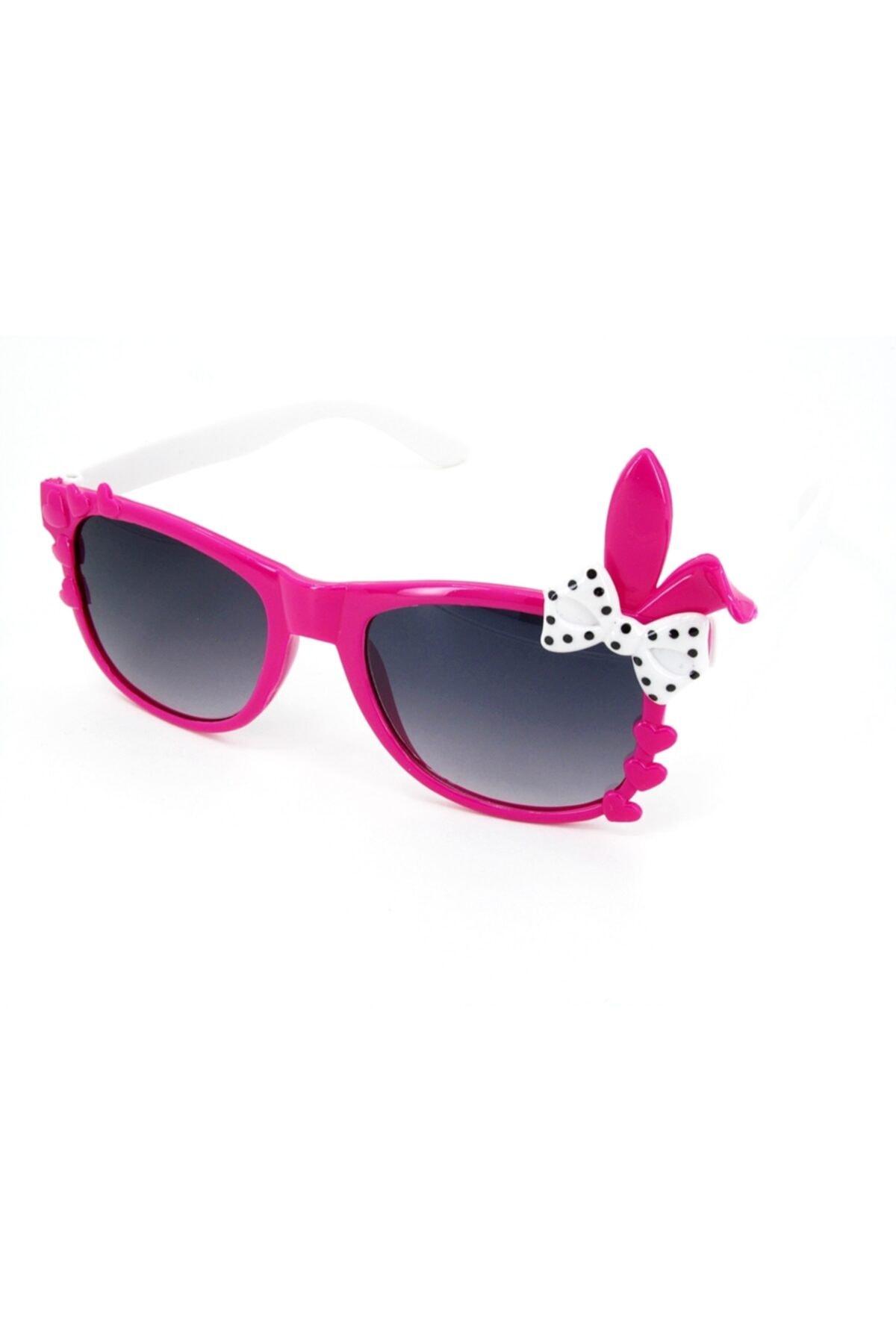 عینک آفتابی دخترانه فروشگاه اینترنتی برند Takı Dükkanı رنگ صورتی ty37080124