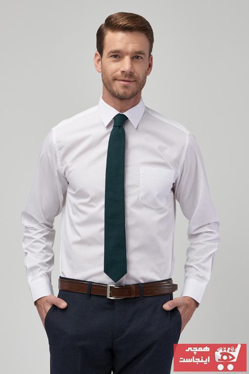 پیراهن نخی برند ALTINYILDIZ CLASSICS کد ty37206342