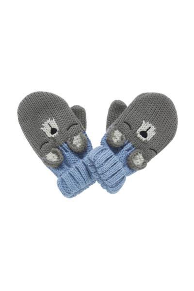 خرید نقدی دستکش ارزان بچه گانه پسرانه برند MOTHERCARE رنگ نقره ای کد ty3768532