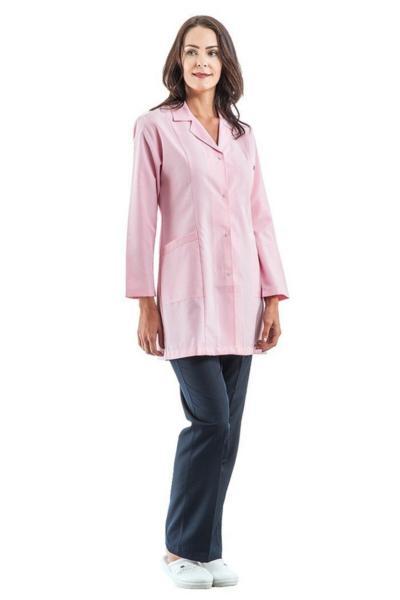ژاکت زنانه حراجی برند mervem رنگ صورتی ty38810930