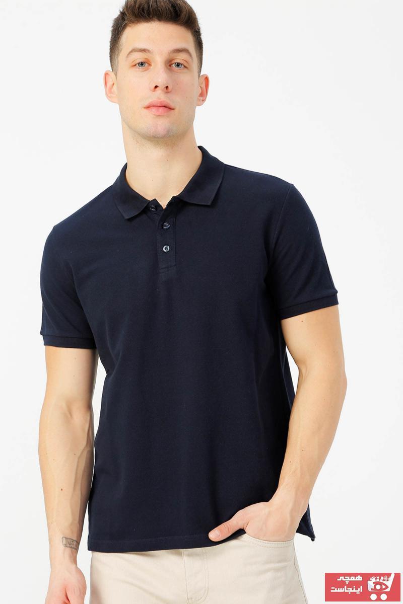 خرید اینترنتی پولوشرت مردانه از استانبول برند LİMON COMPANY رنگ لاجوردی کد ty38933090