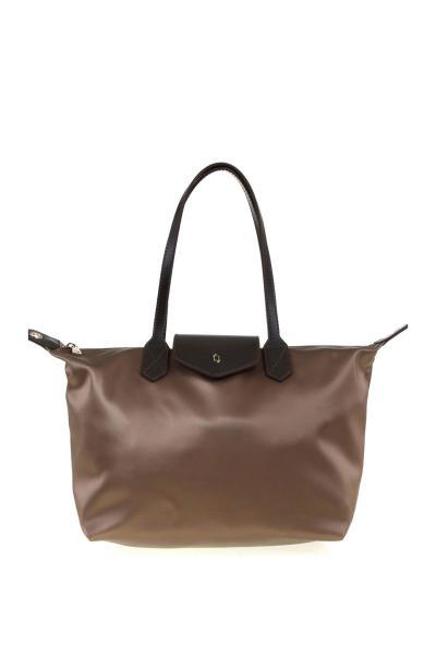 فروش کیف کمری زنانه 2021 برند Fabrika رنگ قهوه ای کد ty39605280