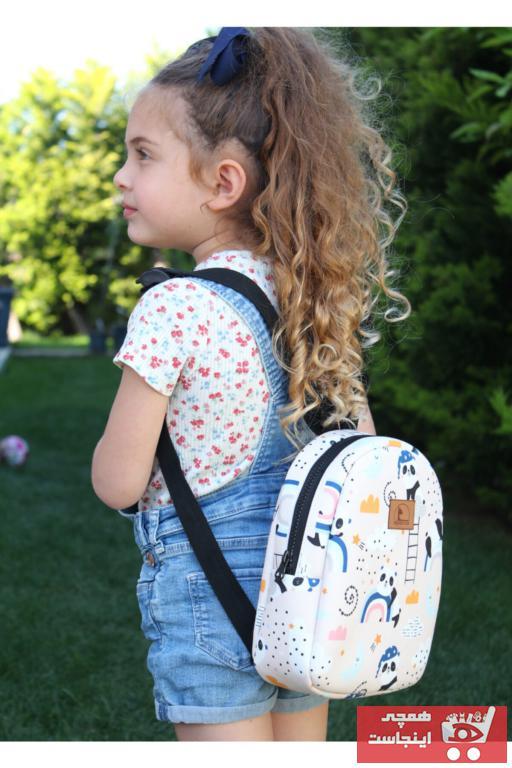کوله پشتی زیبا بچه گانه پسرانه برند Alpacca کد ty40463322