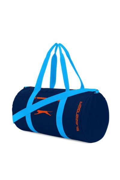 کیف ورزشی طرح دار برند اسلازنگر رنگ آبی کد ty41633220
