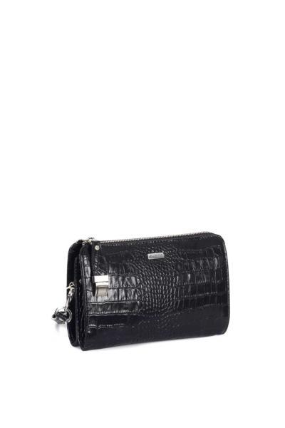 فروش کیف دستی مردانه جدید برند Aka رنگ مشکی کد ty41881582