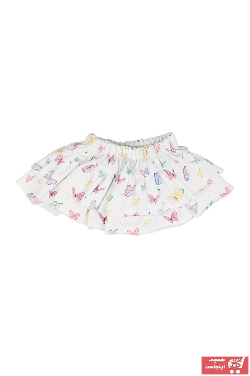 خرید پاصلی دامن نوزاد دخترانه برند Nilakids کد ty41932119