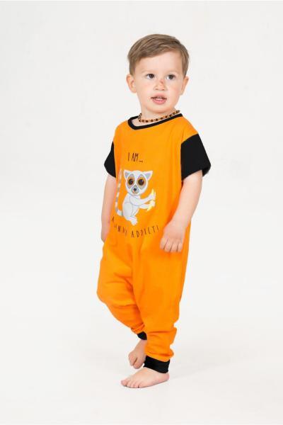 سرهمی بچه گانه قیمت برند BaoBao رنگ نارنجی کد ty42047048
