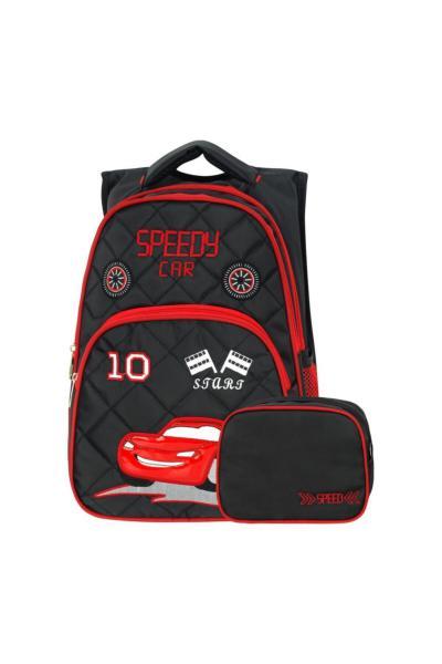 خرید کیف مدرسه بچه گانه دخترانه فانتزی برند Waddell رنگ مشکی کد ty42335889