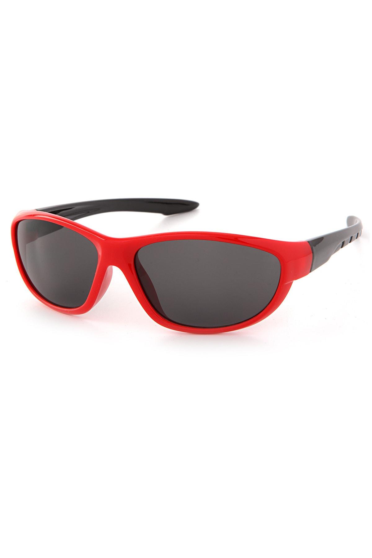 خرید مستقیم عینک آفتابی جدید برند Luis Polo رنگ قرمز ty43239499