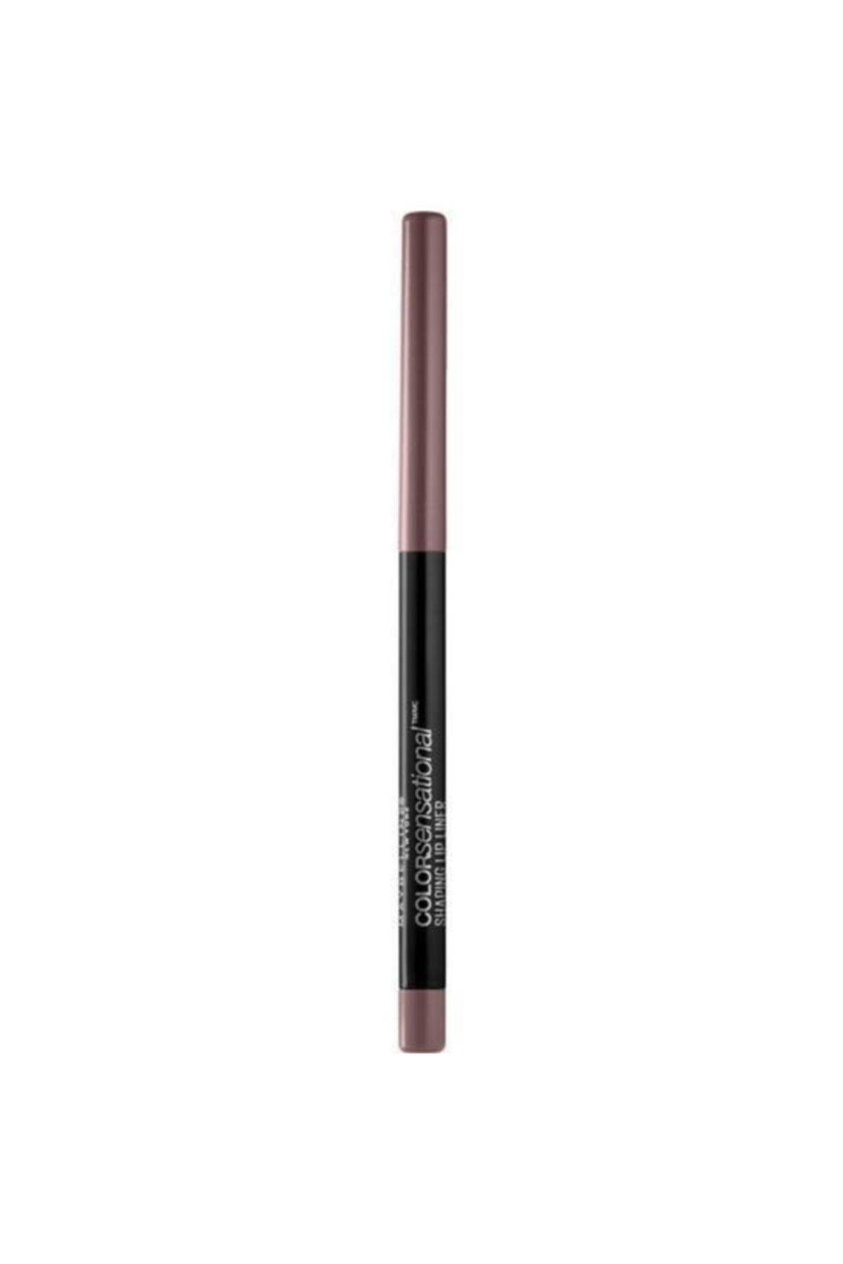 فروش اینترنتی مداد خط لب برند Maybelline New York رنگ قهوه ای کد ty4439903