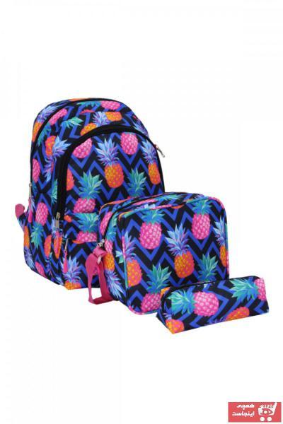 خرید اسان کیف مدرسه بچه گانه دخترانه فانتزی برند Cambridge Polo Club رنگ آبی کد ty44717533