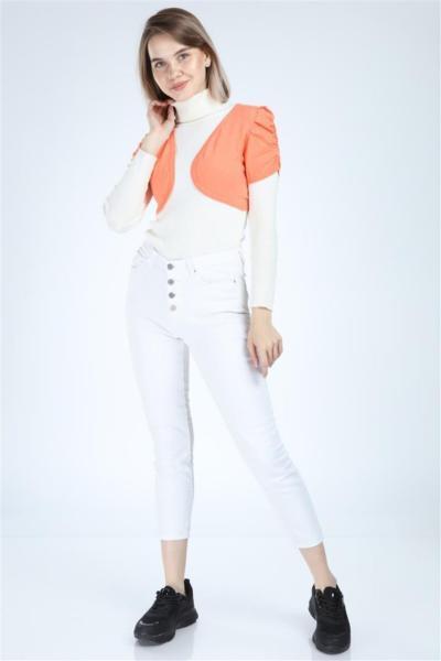 ژاکت بافتی طرح دار برند Meissa Fashion رنگ صورتی ty46409706