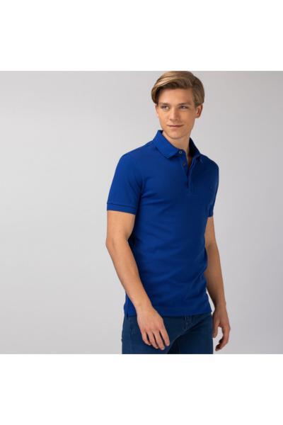 مدل پولوشرت 2021 برند لاگوست lacoste رنگ لاجوردی کد ty4643209